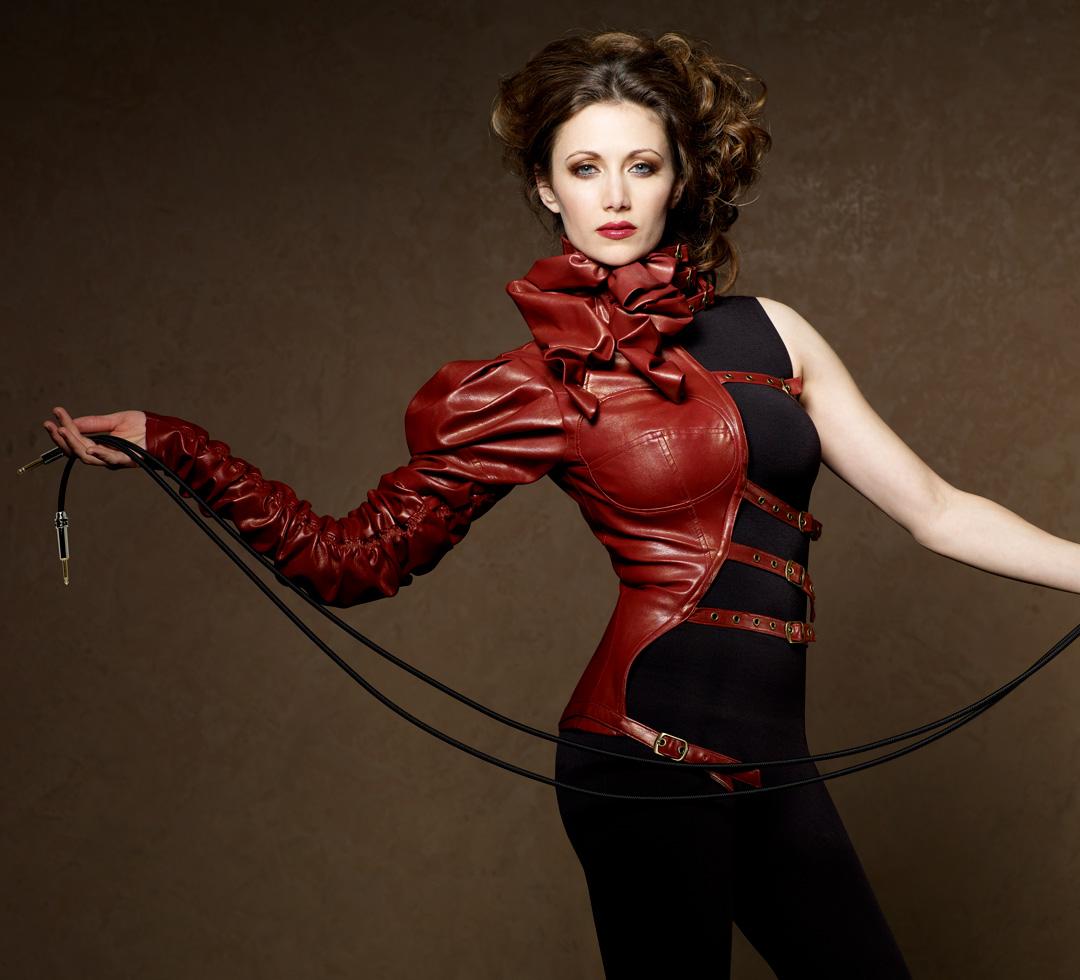 Gretchen Menn for DiMarzio Cables