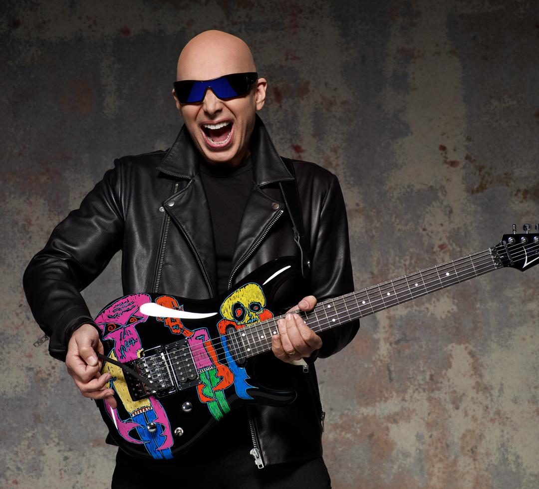 Joe Satriani for DiMarzio
