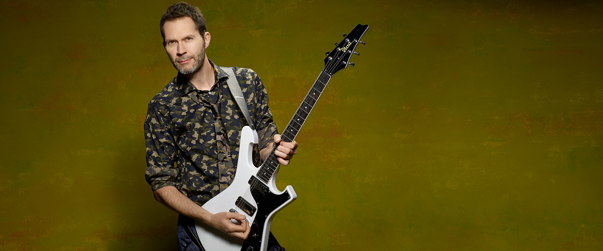 Paul Gilbert for DiMarzio