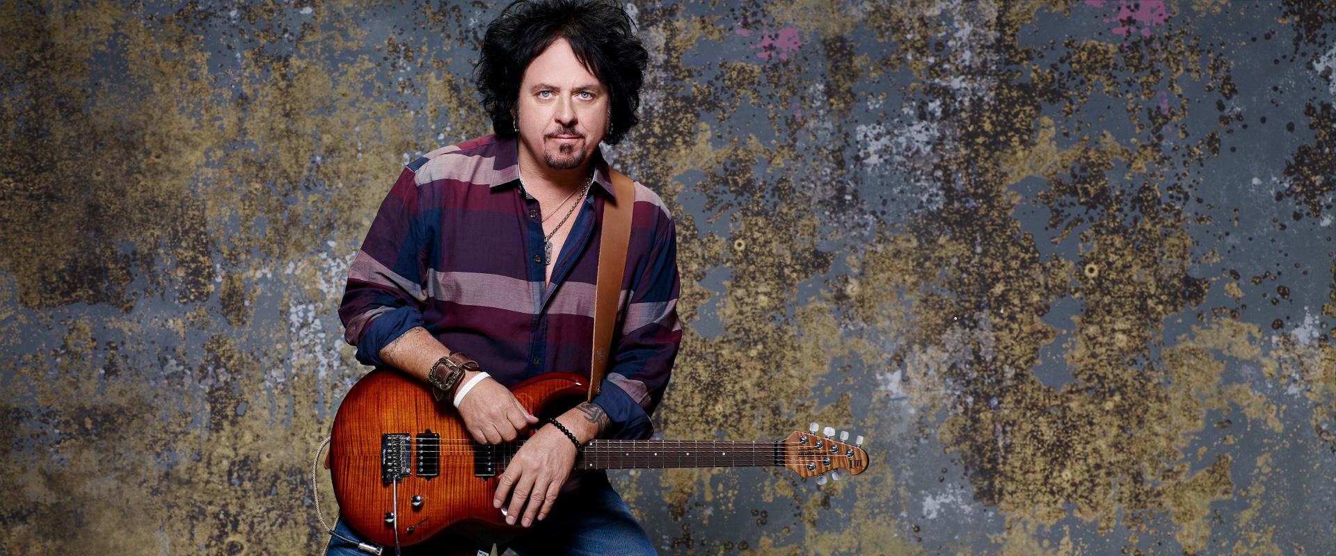 Steve Lukather for DiMarzio