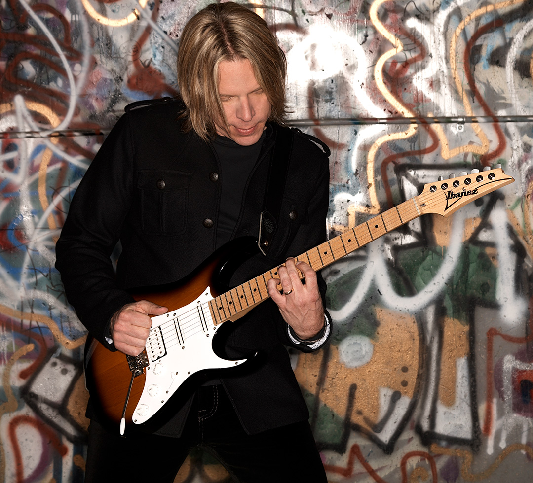 Andy Timmons for DiMarzio