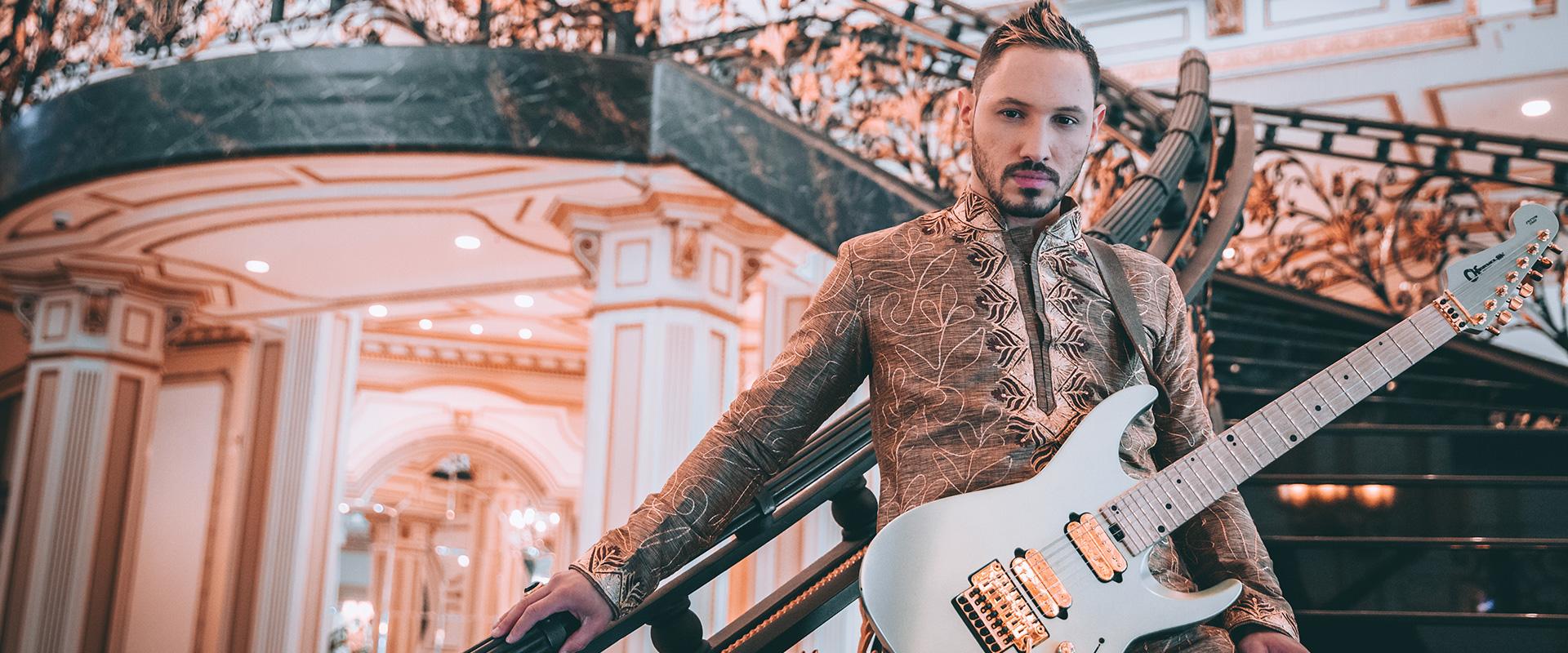 Angel Vivaldi for DiMarzio