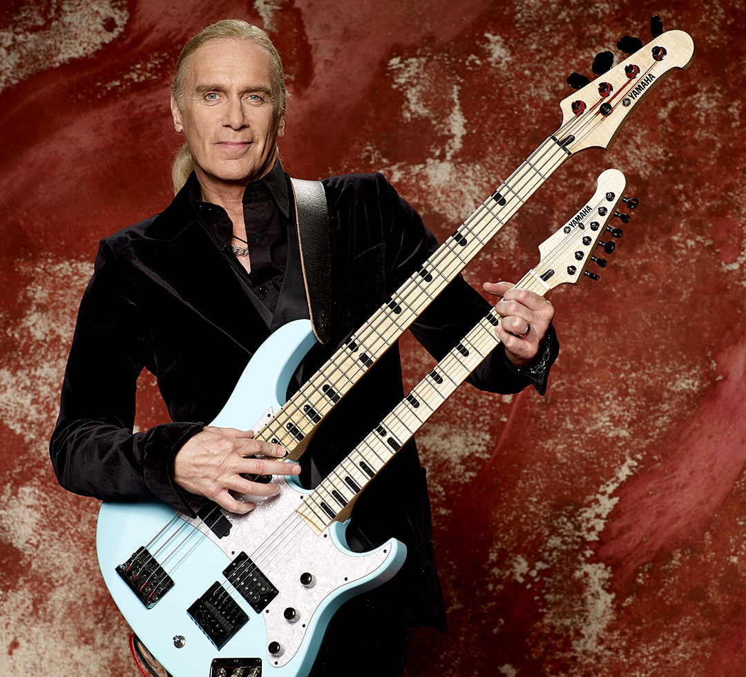 Billy Sheehan for DiMarzio