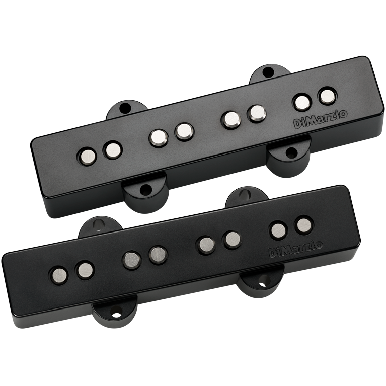 area jtm pre-wired pickup set for j bass