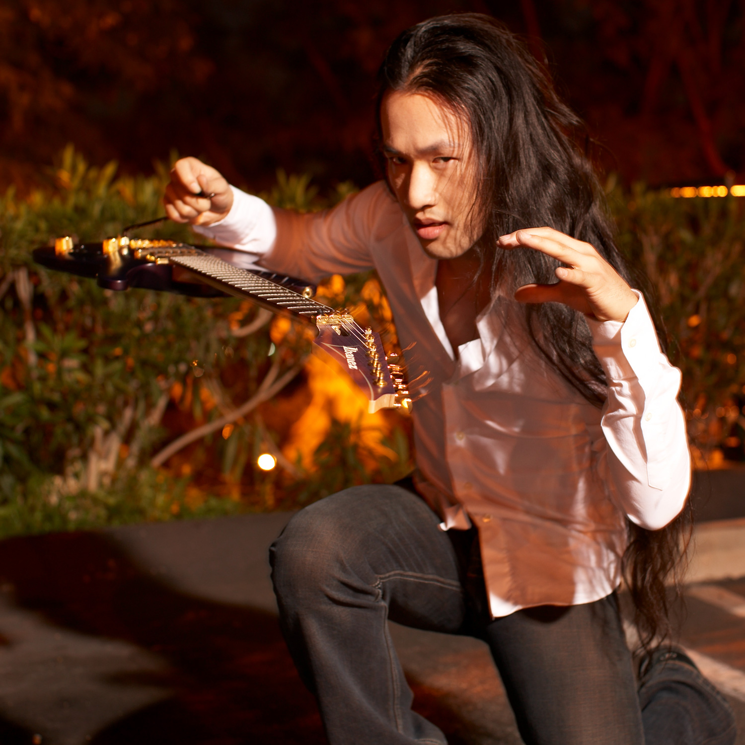 Herman Li photo by Larry DiMarzio