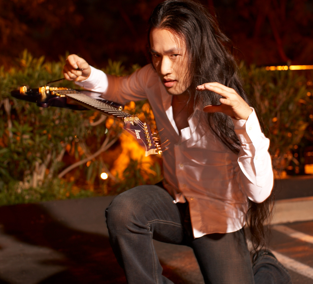 Herman Li for DiMarzio