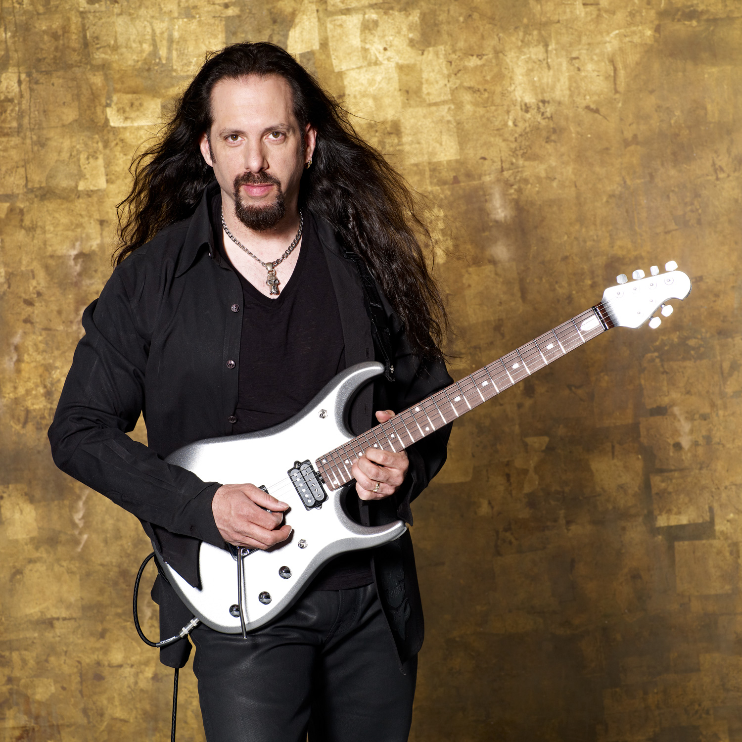 John Petrucci photo by Larry DiMarzio
