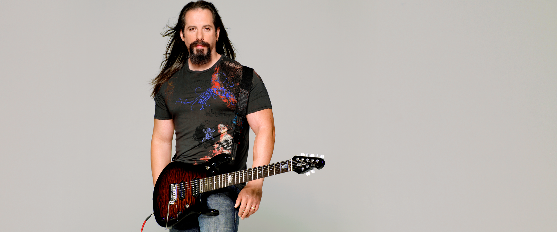 John Petrucci for DiMarzio