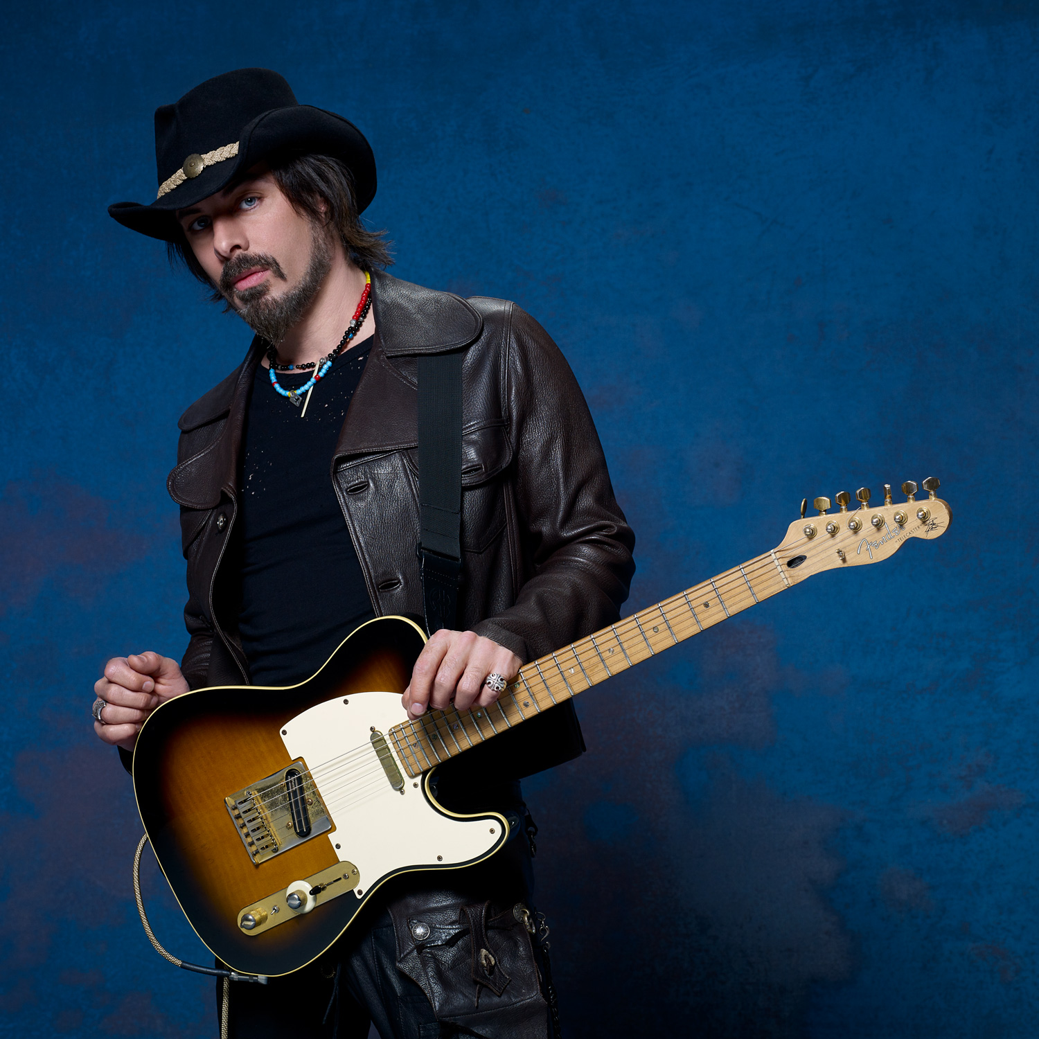 Richie Kotzen photo by Larry DiMarzio