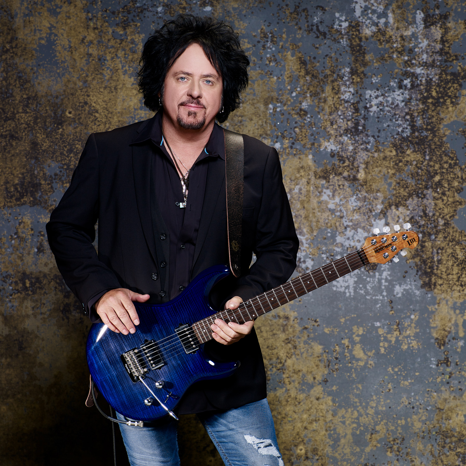Steve Lukather photo by Larry DiMarzio