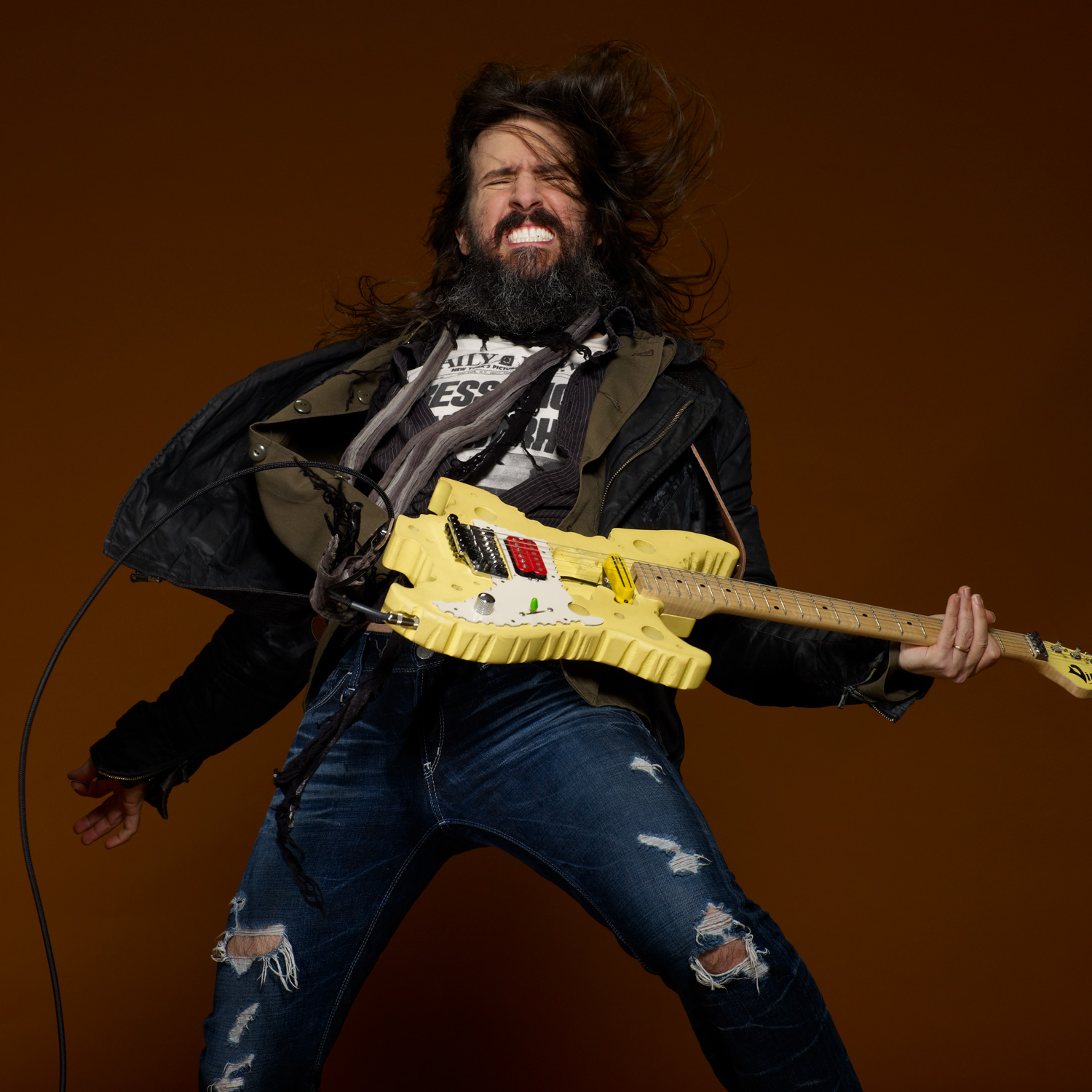 Ron Thal photo by Larry DiMarzio