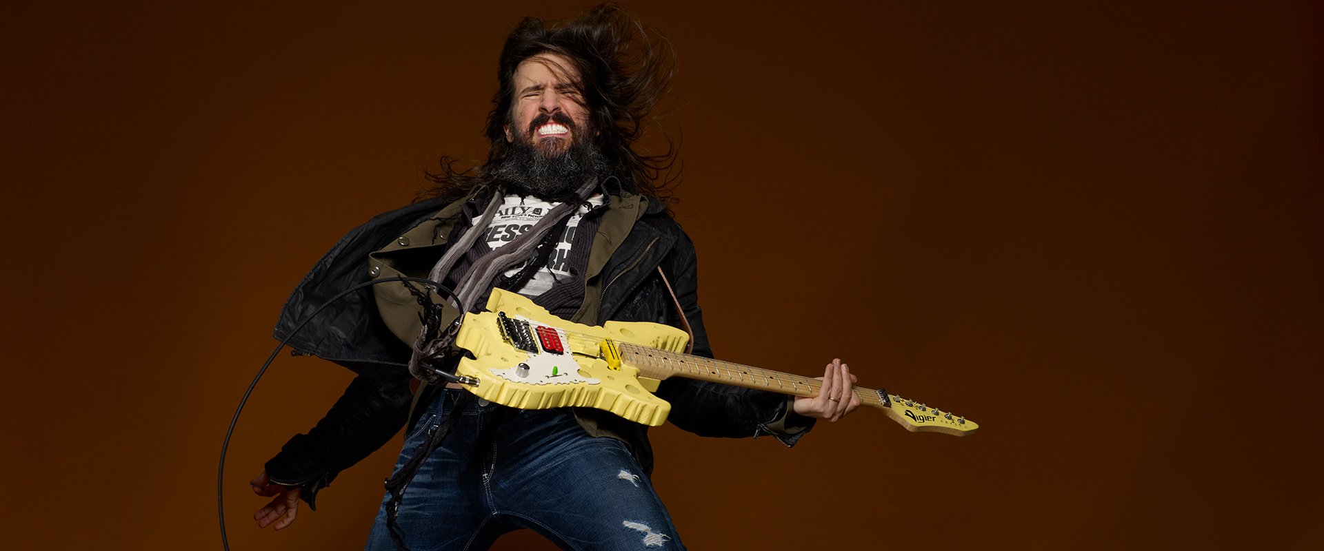 Ron Thal for DiMarzio