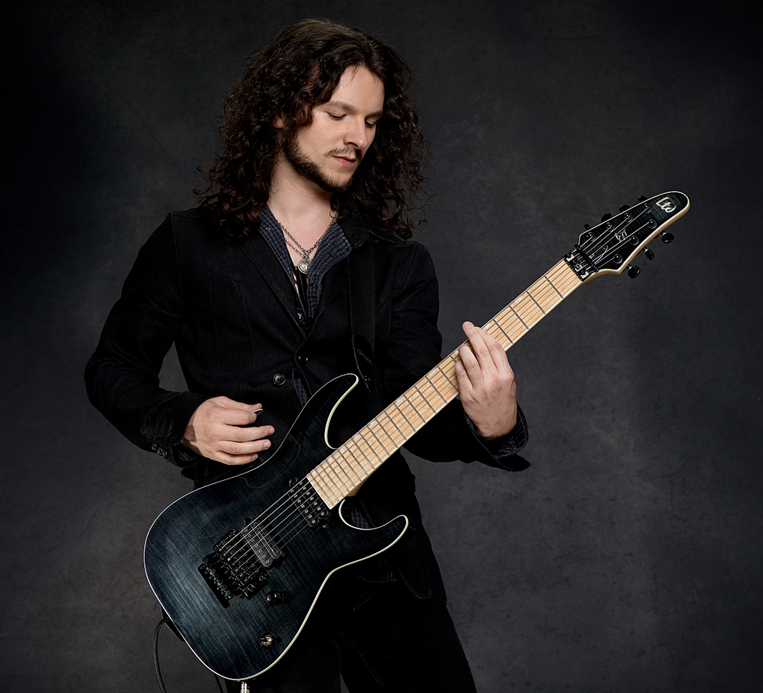 Ben Savage for DiMarzio