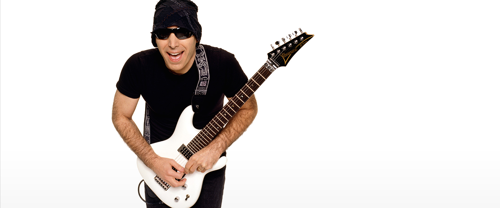 Joe Satriani for DiMarzio
