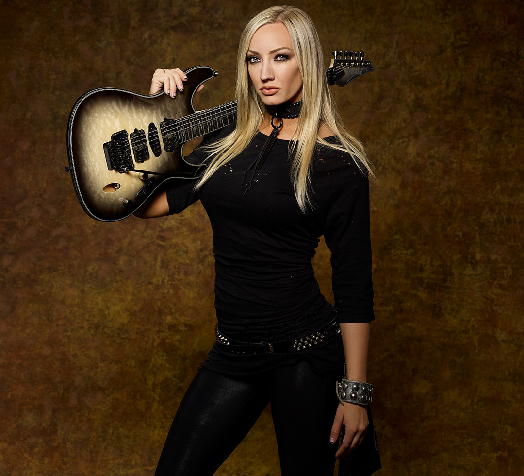 Nita Strauss for DiMarzio