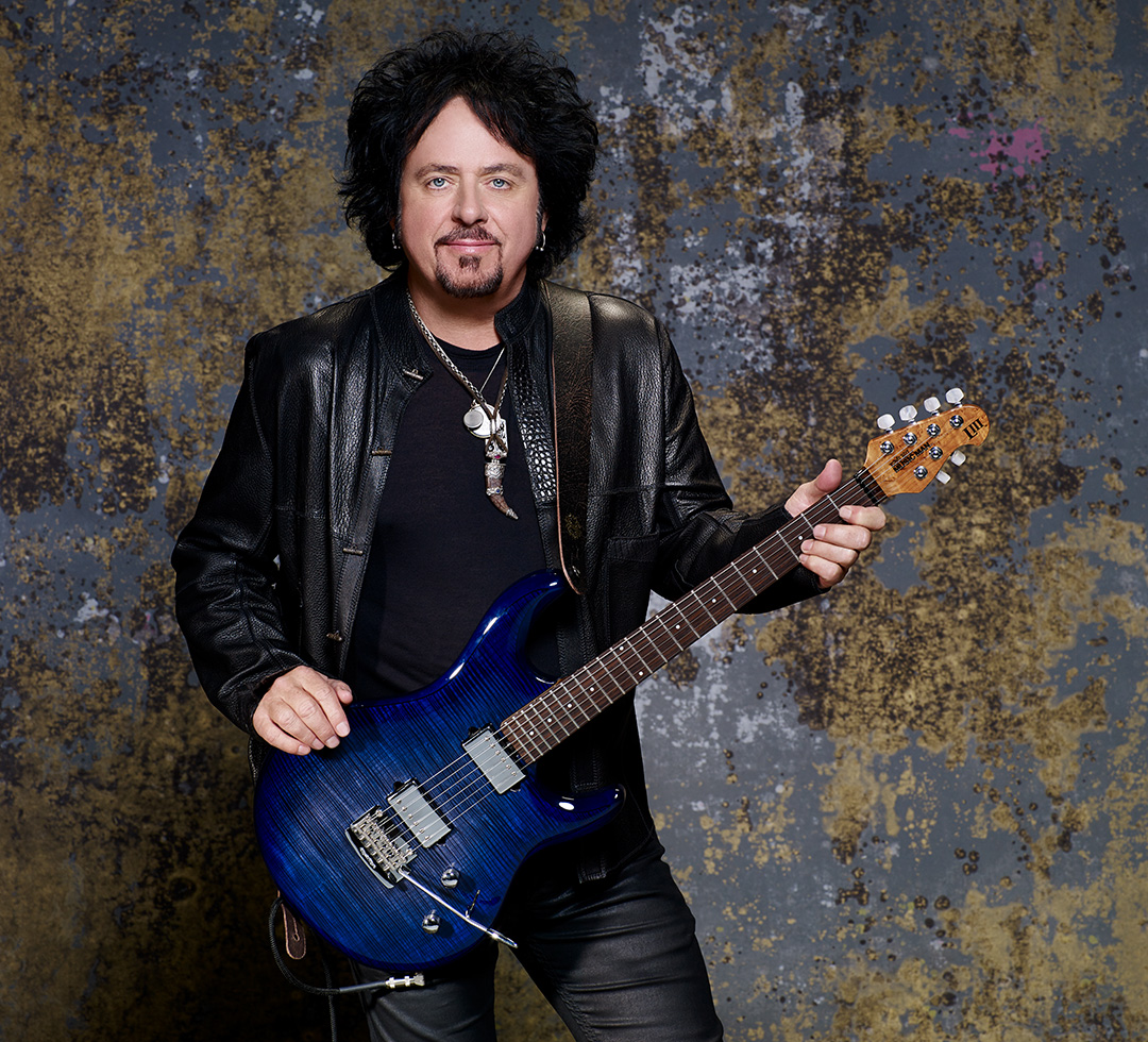 Steve Lukather for DiMarzio