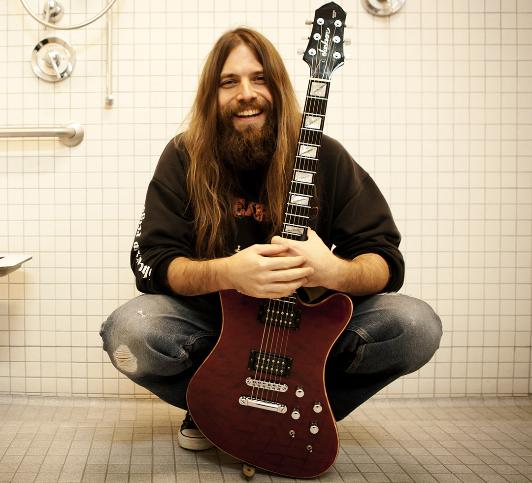 Mark Morton for DiMarzio