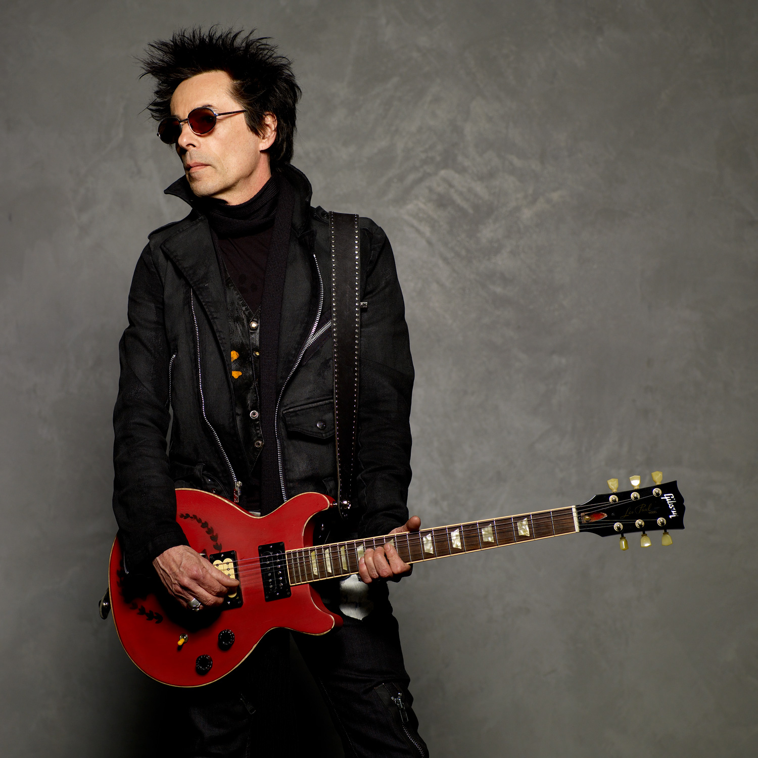 Earl Slick photo by Larry DiMarzio