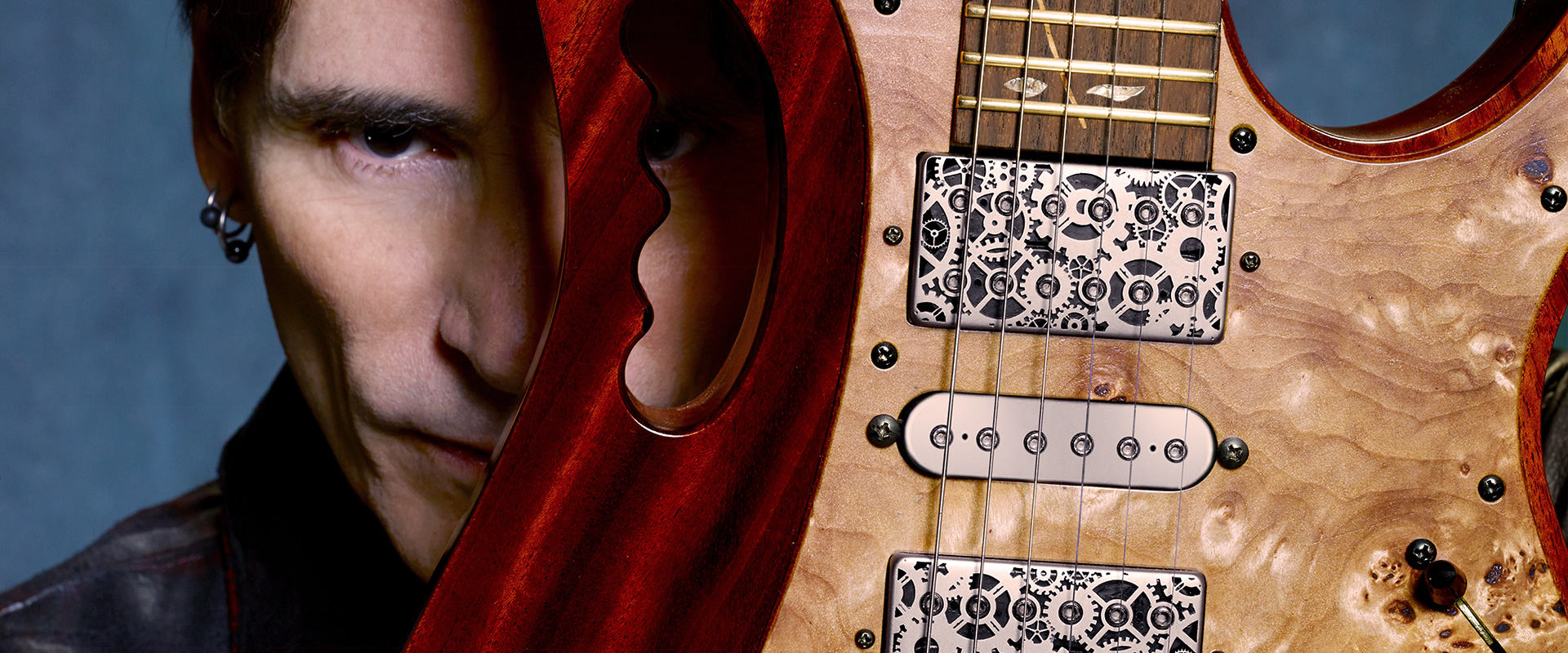 Steve Vai plays Dark Matter 2™ Humbuckers
