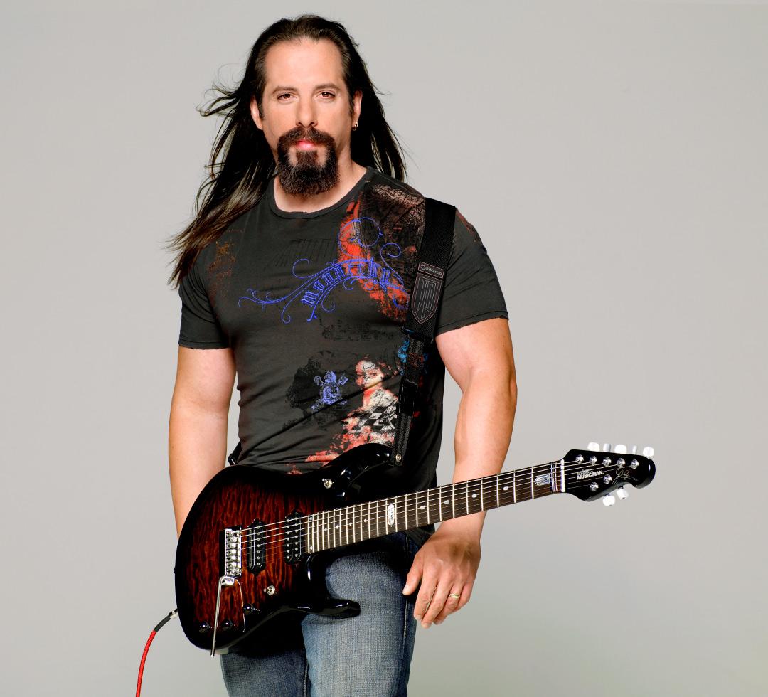 John Petrucci plays Dreamcatcher & Rainmaker 7