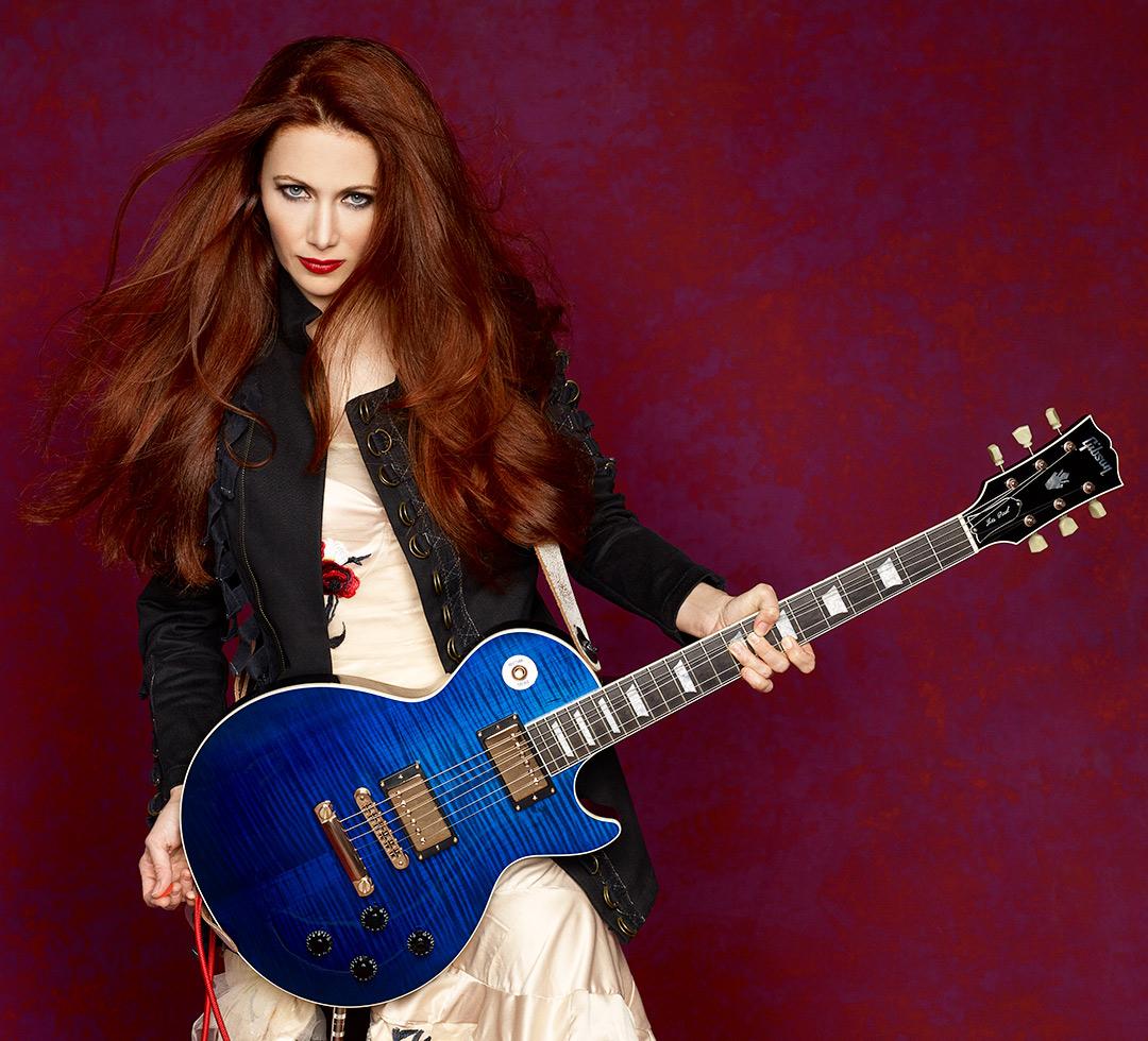 Gretchen Menn Plays DiMarzio PAF® 59