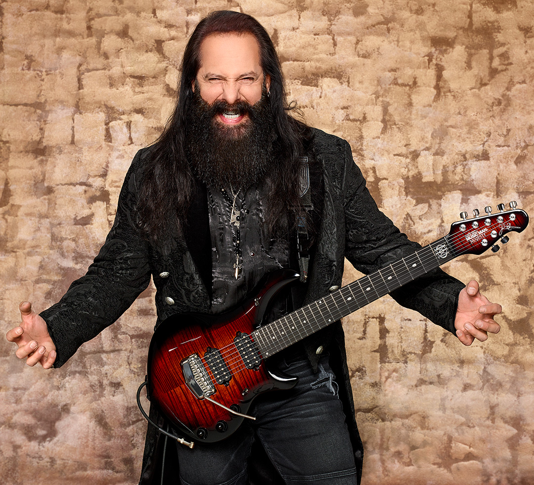 John Petrucci plays Dreamcatcher & Rainmaker 7