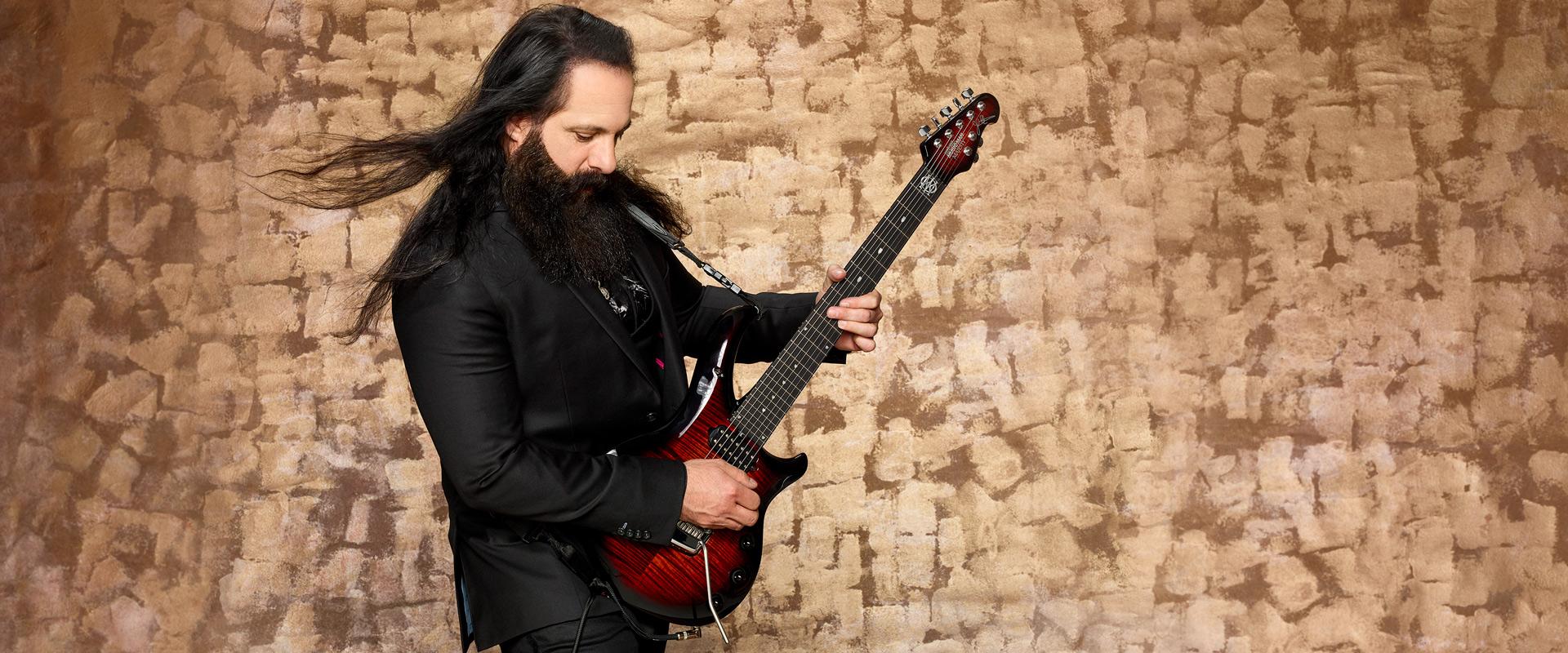 John Petrucci for DiMarzio