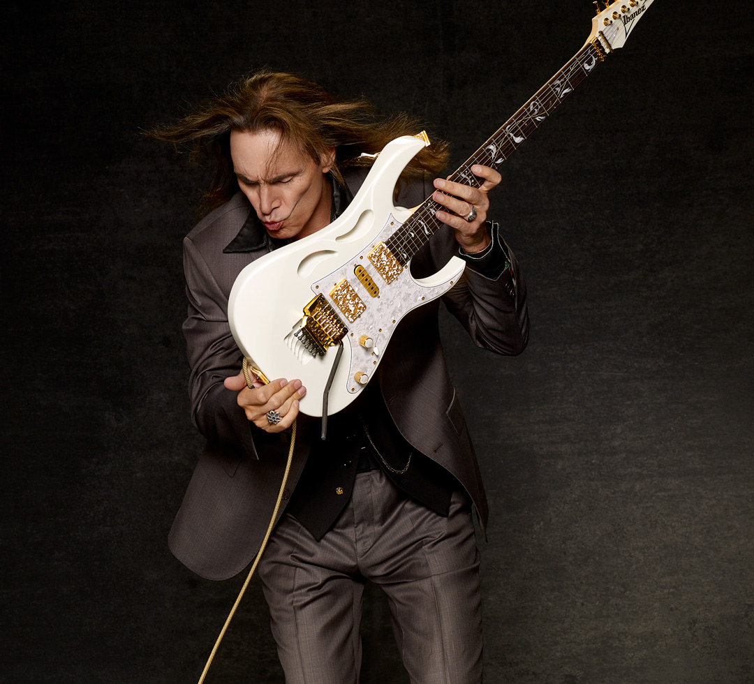 Steve Vai uses Utopia™ Neck & Bridge Pickups