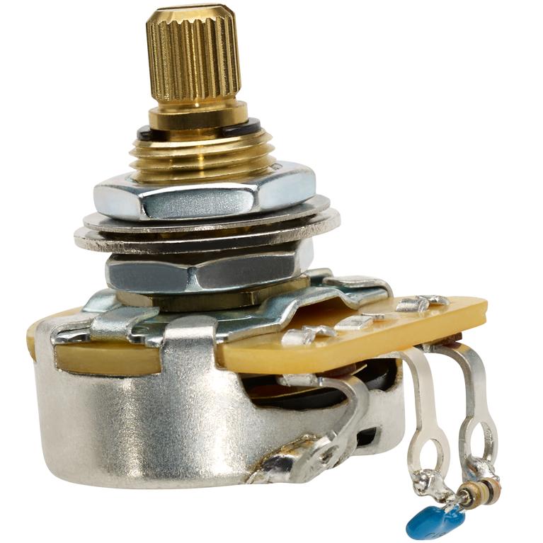 EP1200HP 250K Custom Taper Pot (High Pass Filter)