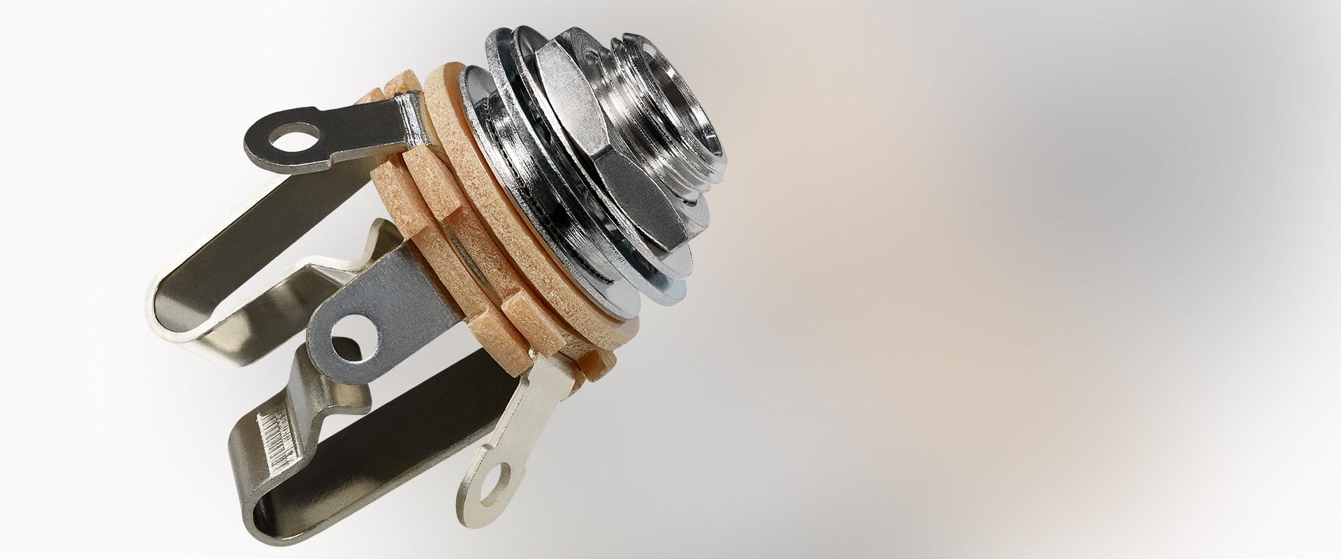DiMarzio Hardware - Output Jacks & Plates