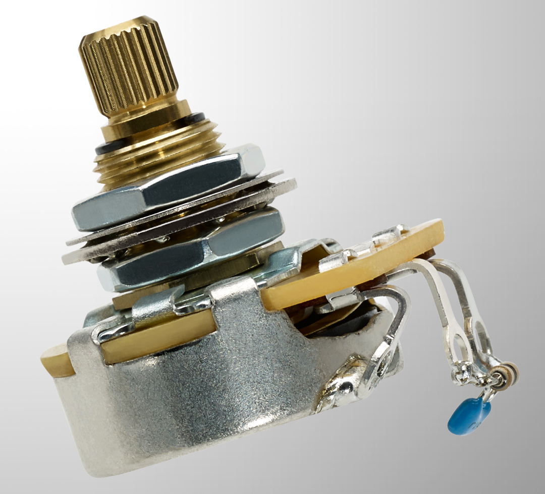 DiMarzio Hardware - Potentiometers