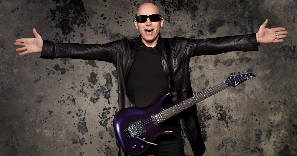 Joe Satriani | DiMarzioDiMarzio