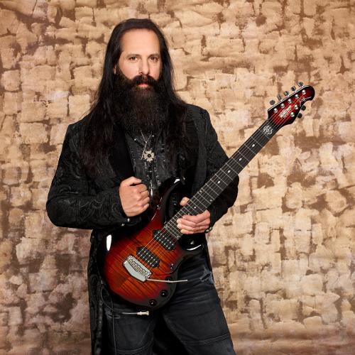John Petrucci photo by Larry DiMarzio